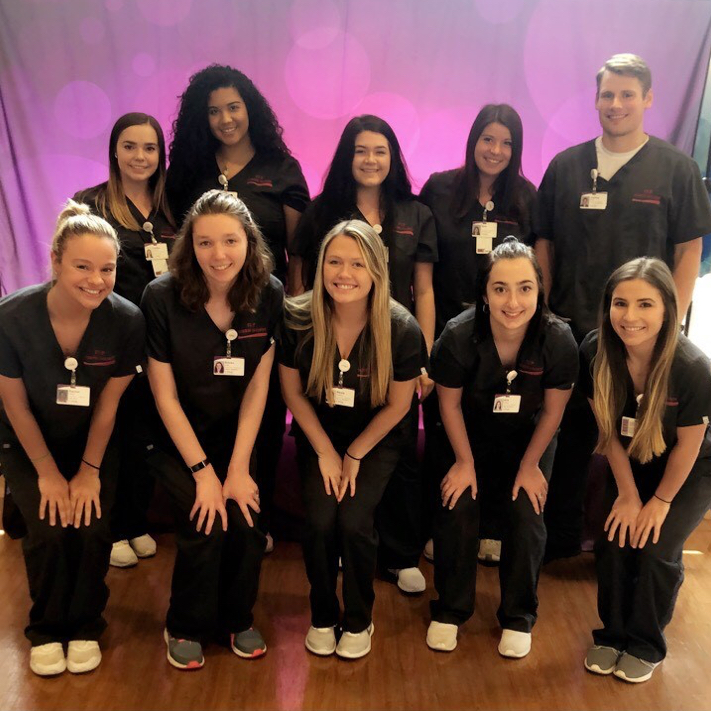 2018 student nurse interns